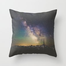 Milky Way IV Throw Pillow