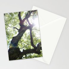 Earth beat Stationery Cards