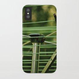 Dry Off iPhone Case