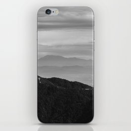 Hazy Ridge iPhone Skin