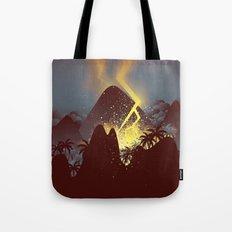 Boom! (Cropped Version) Tote Bag