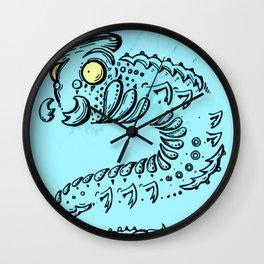 Sir Calipiter Wall Clock