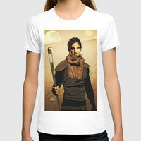 dune T-shirts featuring DUNE by Storm Media