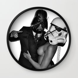 Vader's Favorite Wall Clock