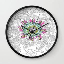 Spectre Wall Clock