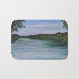 Lake View Bath Mat