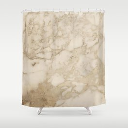 Real Marble Textures pattern 3 Shower Curtain
