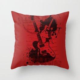 Alabanza y Adoración Throw Pillow