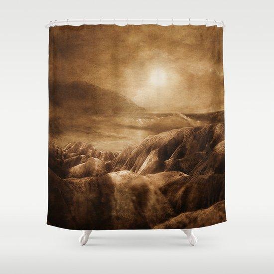 Chapter IX Shower Curtain