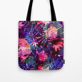 Motuu Tropical CMY Tote Bag