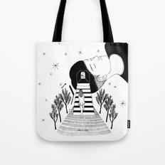 Into Your Dream Tote Bag