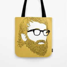 Replaceable Character Tote Bag