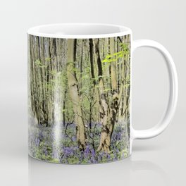 Everdon Stubbs Wood Bluebells Coffee Mug