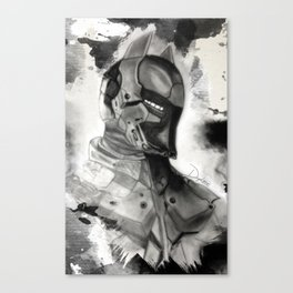 Arkham Knight Canvas Print