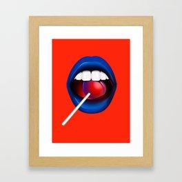 Katia Framed Art Print