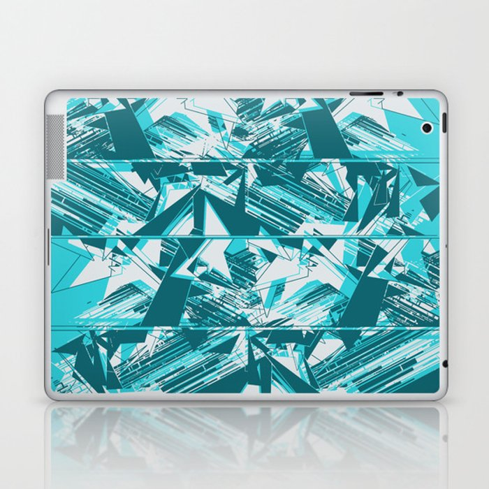 Disarrange  Laptop & iPad Skin