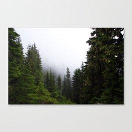 Simplify, simplify Canvas Print