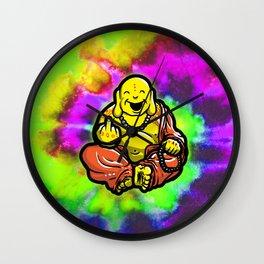 F U Buddha Wall Clock