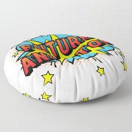 Future Animator Floor Pillow