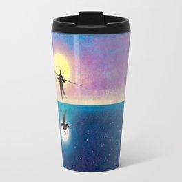 The Tightrope Walker 2 Travel Mug