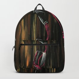 Fine Wine Backpack