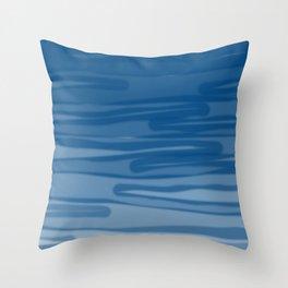 Something Blue 4 Throw Pillow