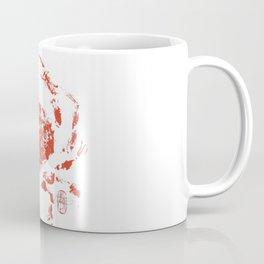 Red crab Coffee Mug