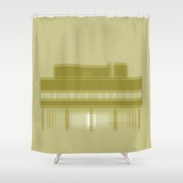 Savoye! Shower Curtain