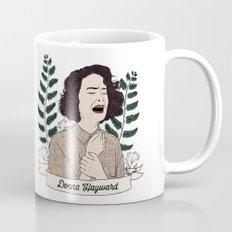 Twin Peaks (David Lynch) Donna Hayward Coffee Mug