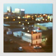Nashville #2 Canvas Print