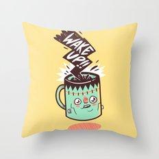 Alive! Throw Pillow