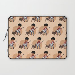 Miguel and Dante - Cute Chibi Laptop Sleeve