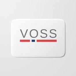 Voss Norway Bath Mat