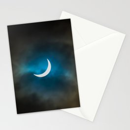 Solar Eclipse III Stationery Cards