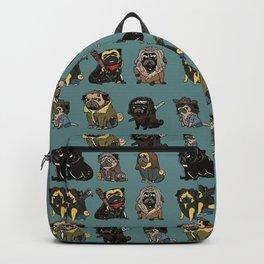 The Walking Pug Backpack