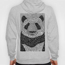 Panda Swarm of Bears Hoody