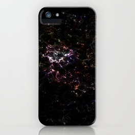 Colorful Galaxy  iPhone Case