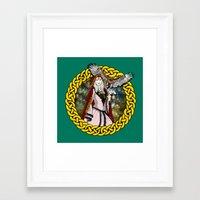 goddess Framed Art Prints featuring Goddess by Astrablink7