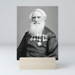 Samuel Morse Portrait - By Mathew Brady 1866 Mini Art Print
