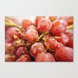 Grapes of Summer Canvas Print