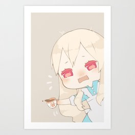 Mary [KagePro Collectibles] Art Print