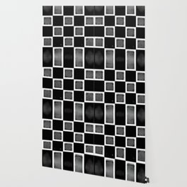 Checkerboard Wallpaper For Any Decor Style Society6