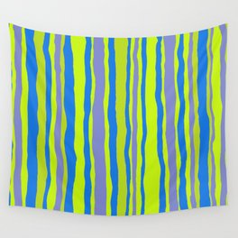 SUMMER RIVER Stripe Wall Tapestry