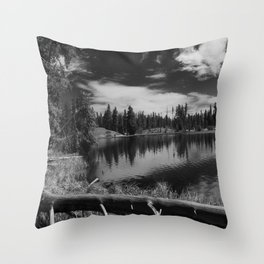 Balm For The Soul Throw Pillow
