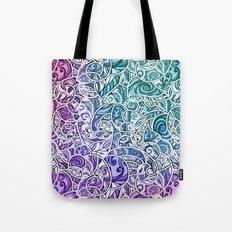 Tangle Pattern #002 Tote Bag