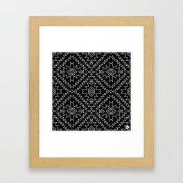 NavNa BW 2 Framed Art Print
