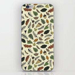 Neverland Pattern iPhone Skin