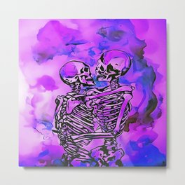 Love, Always Metal Print