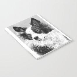 Dog Portrait 02 Notebook