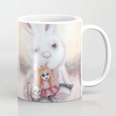 Ester and Bunny Mug